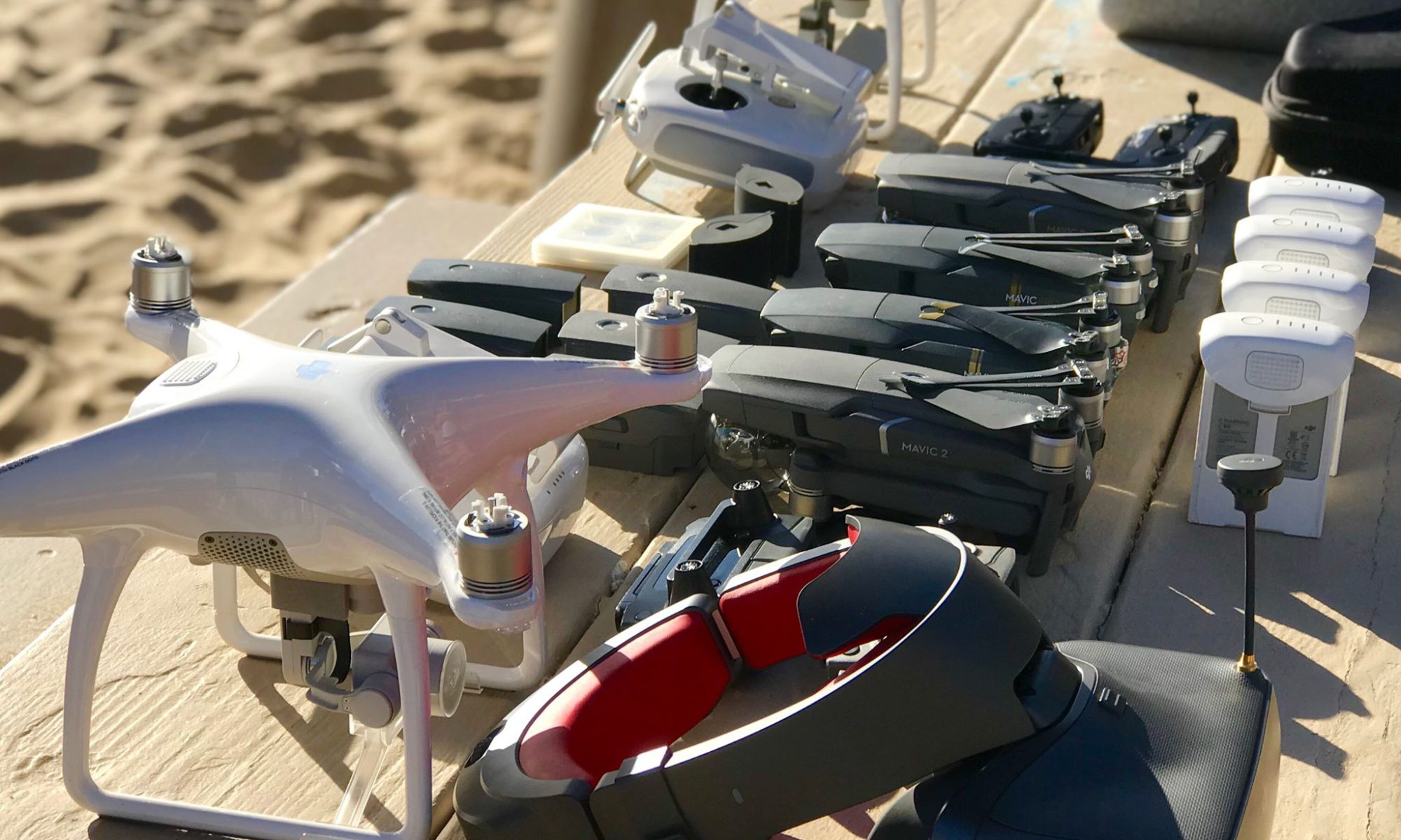 UAV (drone) Pilot Training — Mondo Beyondo Thrill Squadron